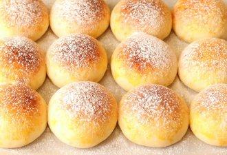 Простые и быстрые творожные булочки к завтраку! Бездрожжевое тесто за 5 минут.