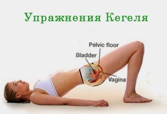 Упражнения КЕГЕЛЯ — то, что нужно каждой женщине!